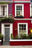 Londen notting hill — Stockfoto