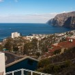 Stock Photo: Los gigantes Tenerife Cliffs