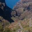 Masca Tenerife Cliffs — Stock Photo