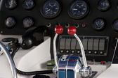 Speed boat equipment — Stock Photo