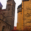 Old Town of Quedlinburg UNESCO — Stock Photo