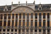 Bryssel gamla stan — Stockfoto