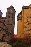 Old Town of Quedlinburg UNESCO — Стоковое фото