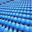 Stadium seats — Stock Photo #3972672
