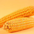 Stock Photo: Healthy sweetcorn