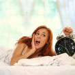 Woman in room — Stock Photo #4848695