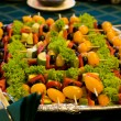 Banquet table — Stock Photo #4218140
