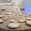 Wedding dinner — Foto de Stock