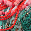 Jewelery on a pile — Stock Photo