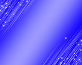 Abstract blue background with gradient — Stock Photo