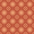 Vector seamless beige pattern — Stock Vector