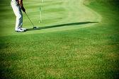 Grass,golf — Fotografia Stock