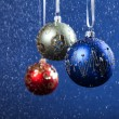Christmas balls — Stock Photo #4446528