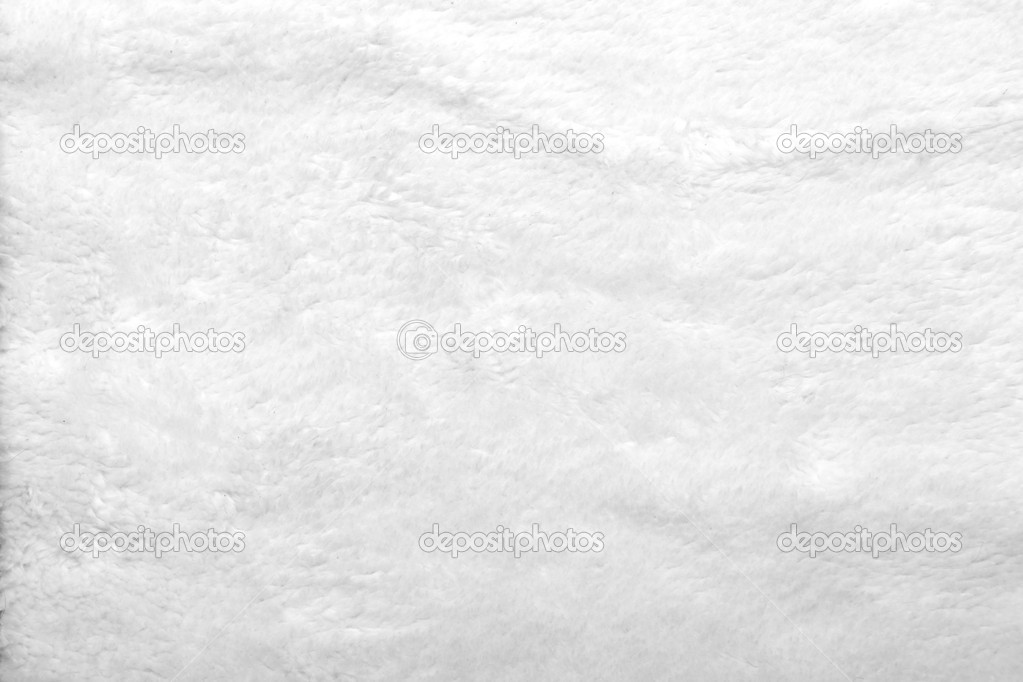 Texture background from white fur of animal — Stock Photo #4650418