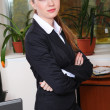 Stockfoto: Businesswoman
