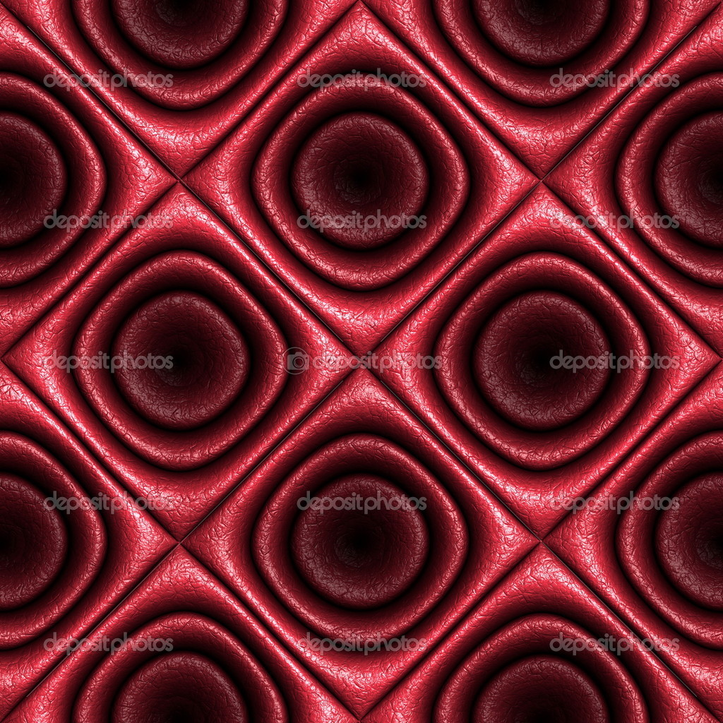 Red seamless tileable  background pattern  Stock Photo #4525059