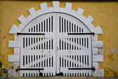 Main door — Stock Photo