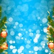 Royalty-Free Stock Vektorgrafik: Christmas fir tree