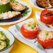 Stuffed vegetable — Stock Photo #4023806