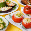 Stuffed vegetable - Photo