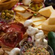 Italian food ingredients - Stock Photo