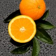 Stock Photo: Orange fruit