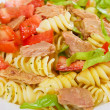 Tuna and pasta salad — Stock Photo #5048707