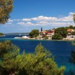 Croatian coast - Foto de Stock