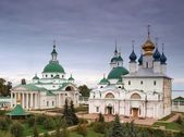 Church in Rostov the Grate — Stock Photo