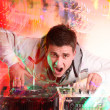 Disc Jockey — Stock Photo #4354852