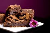 Brownies! — Stock Photo