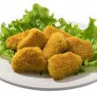 Chicken pieces — Stock Photo #4514723