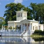 Russia, Peterhof Olga's Pavilion on island i — Stock Photo #3966450