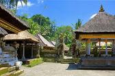 Bali. Indonesia.Temple Grób rodziny cesarskiej gunung-kavi. — Zdjęcie stockowe