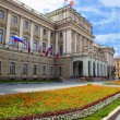 Russia. St.-Petersburg. A Legislative Assembly building — Stock Photo