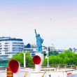 Stock Photo: Paris. Statue of Liberty