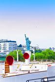 Paris. Statue of Liberty — Stock Photo