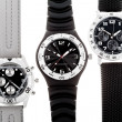 Stock Photo: Wrist watches with several dials