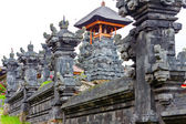 The biggest temple complex, mother of all temples. Bali, Besak — Stockfoto