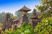 "The biggest temple complex, ""mother of all temples "". Bali, — Stock Photo"
