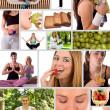 Healthy lifestyle — Stock Photo
