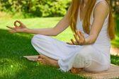 Meditasyon detay — Stok fotoğraf