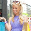 Shopping woman — Stock Photo #4056274