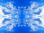 Abstract clouds sky — Stockfoto