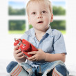 Little boy — Stock Photo #4409763