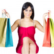 Shopping woman — Stock Photo #4806303