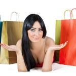 Shopping woman — Stock Photo #4854399