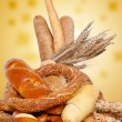 Fresh bakery products - Stock Photo