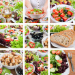 Foto Stock: Healthy food