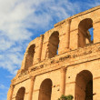 Old Roman buildings - Stock Photo